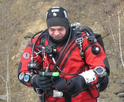 Соло погружение на глубину 100 метров